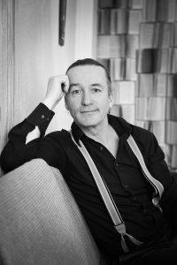 Der Typ im Bild: Roland Scull, Foto von Claudia Konerding